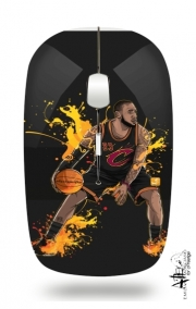 Slim Wireless Mouse The King James