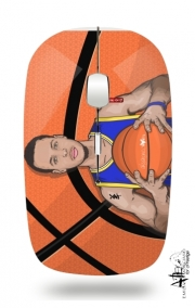 Slim Wireless Mouse The Warrior of the Golden Bridge - Curry30
