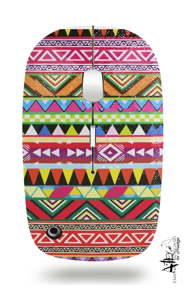 Slim Wireless Mouse Tribal Girlie