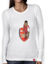 Women Long Sleeve T-shirt Football Stars: Alexis Sanchez - Arsenal