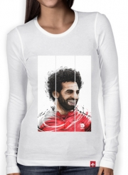 Women Long Sleeve T-shirt Salah Pharaon