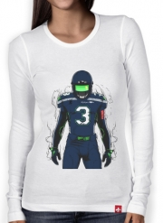 Women Long Sleeve T-shirt SB L Seattle