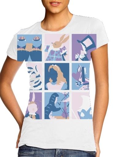 Alice pop für Damen T-Shirt