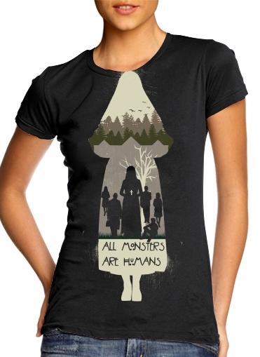 american asylum für Damen T-Shirt