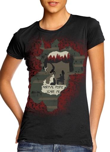 American murder house für Damen T-Shirt