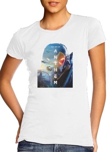 Anthem Art für Damen T-Shirt
