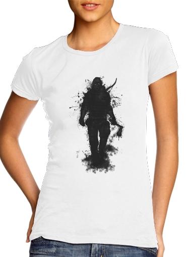 Apocalypse Hunter für Damen T-Shirt