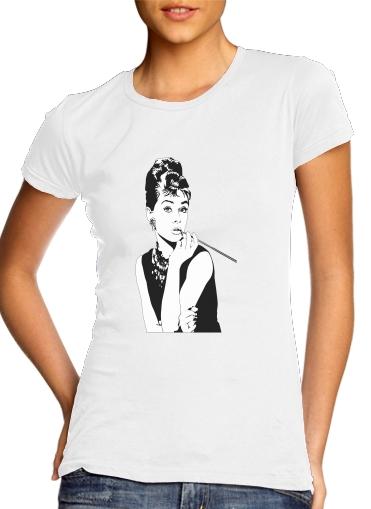 audrey hepburn für Damen T-Shirt