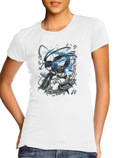 T-Shirts Black Rock Shooter