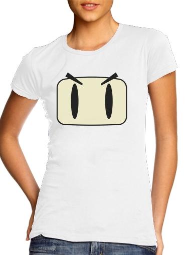 Boomberman Art für Damen T-Shirt
