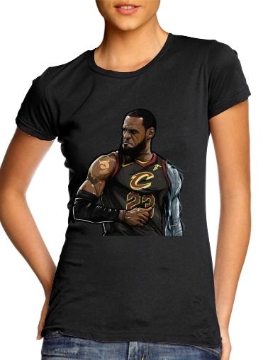 Cleveland Leader für Damen T-Shirt