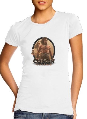 Conan Exiles für Damen T-Shirt