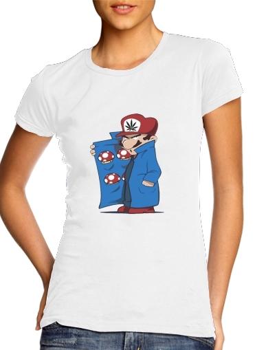 T-Shirts Dealer Mushroom Feat Wario