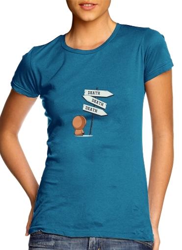 Deathtiny für Damen T-Shirt