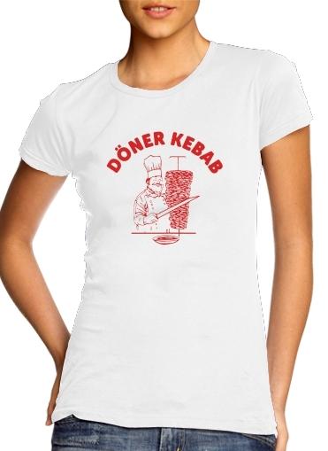 doner kebab für Damen T-Shirt