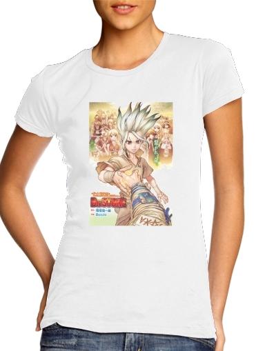 Dr Stone für Damen T-Shirt