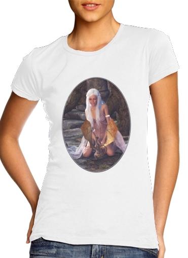 Dragon Lady für Damen T-Shirt