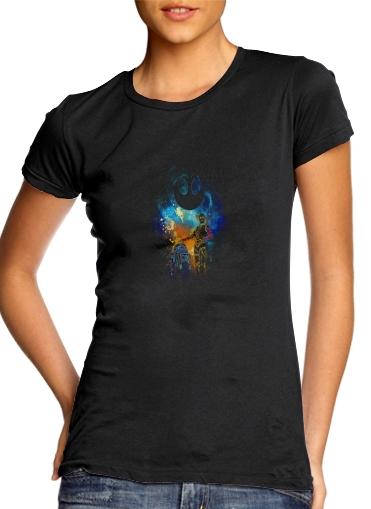 Droids Art für Damen T-Shirt
