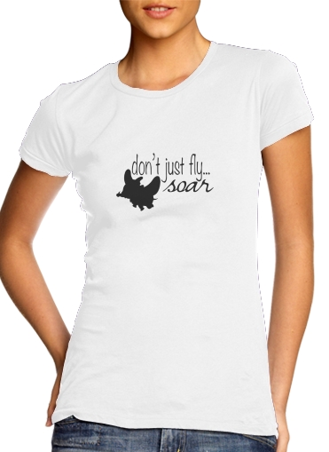 T-Shirts Dumbo - Ne pas voler juste Soar
