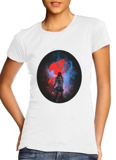 Erza Scarlett für Damen T-Shirt