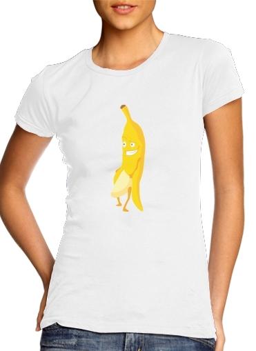 Exhibitionist Banana für Damen T-Shirt