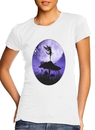 Fairy Silhouette 2 für Damen T-Shirt