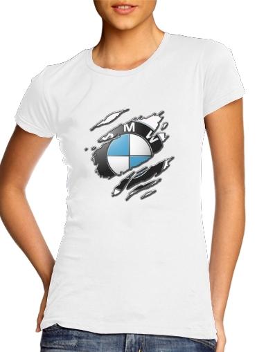 Fan Driver Bmw GriffeSport dla Women's Classic T-Shirt