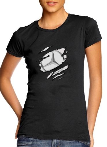 Fan Driver Mercedes GriffeSport für Damen T-Shirt