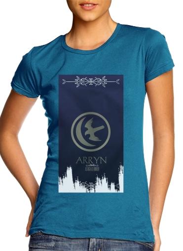 Flag House Arryn für Damen T-Shirt