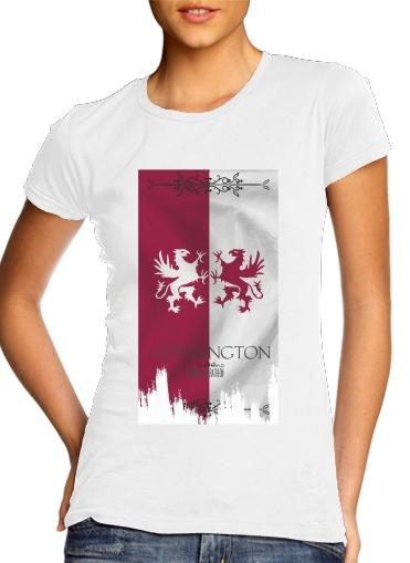 Flag House Connington für Damen T-Shirt