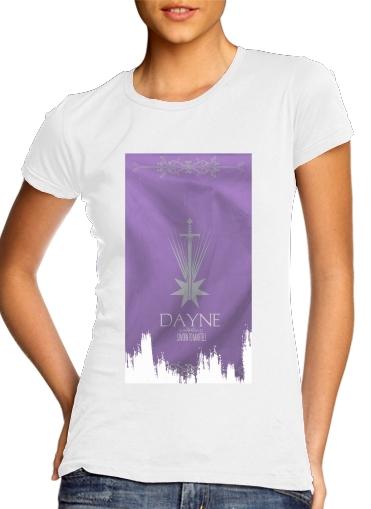 Flag House Dayne für Damen T-Shirt