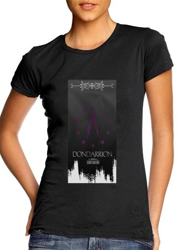 Flag House Dondarrion für Damen T-Shirt