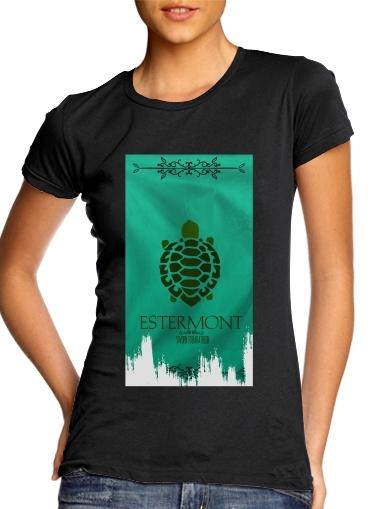 Flag House Estermont für Damen T-Shirt