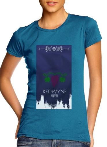 Flag House Redwyne für Damen T-Shirt