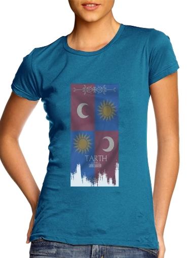 Flag House Tarth für Damen T-Shirt