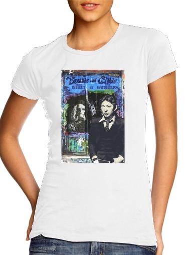 Gainsbourg Smoke für Damen T-Shirt