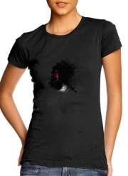 Women T-shirt short sleeve round neck  Ghost Warrior