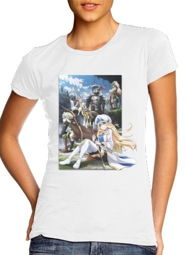 Goblin Slayer für Damen T-Shirt