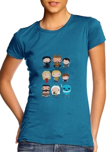 Got characters für Damen T-Shirt