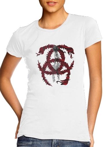 Gothic Elegance für Damen T-Shirt