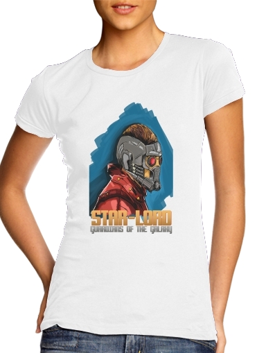 Guardians of the Galaxy: Star-Lord für Damen T-Shirt