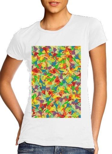 Gummy Eiffel für Damen T-Shirt