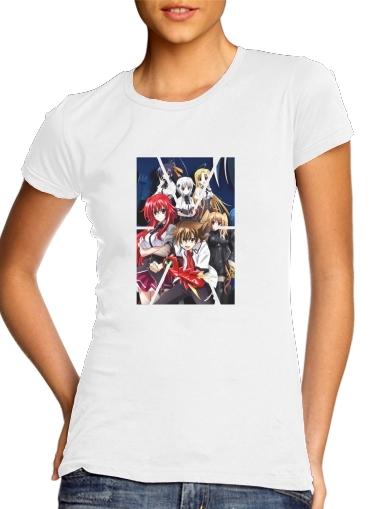High School DxD für Damen T-Shirt