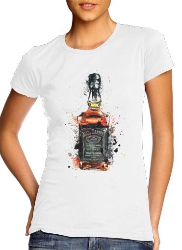 Jack Daniels Fan Design für Damen T-Shirt