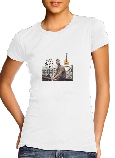 Kendji Girac für Damen T-Shirt