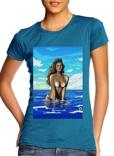 Lady Irina für Damen T-Shirt