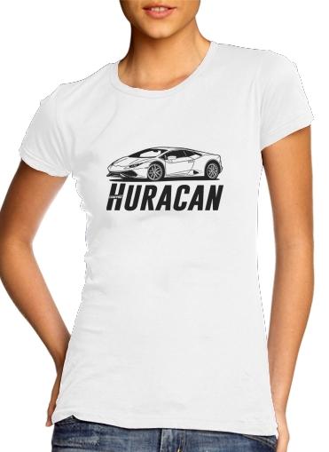 Lamborghini Huracan für Damen T-Shirt