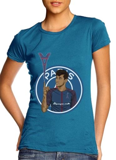 Le nouveau titi Parisien Ney Jr Paris für Damen T-Shirt