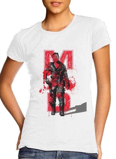 Mad Hardy Fury Road für Damen T-Shirt