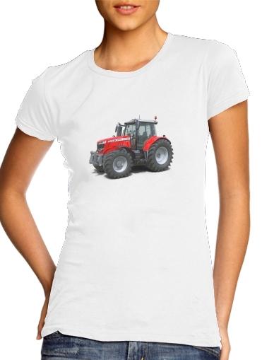 Massey Fergusson Tractor für Damen T-Shirt